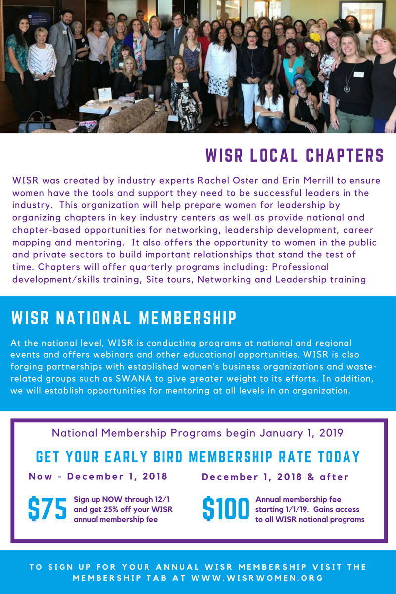 a picture of our flyer introducing membership rates