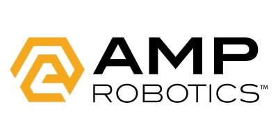 a logo of AMP Robotics